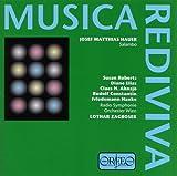 Musica Rediviva - Joseph Matthias Hauer