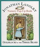 Three Bears and Goldilocks: Nursery Pop-up Book