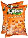 #9: Spar Combo - Kurkure Namkeen - Karare Peanut, 155g (Pack of 2) Promo Pack