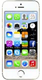 Apple iPhone 5S Smartphone (4 Zoll (10,2 cm) Touch-Display, 32 GB Speicher, iOS 7) gold