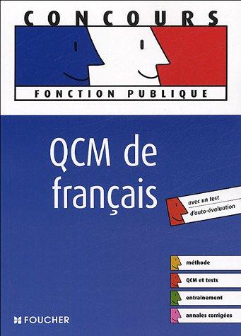 QCM de français par Thierry Marquetty