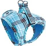 Doxtasy Soft-Geschirr blau M ( 39 - 42cm )