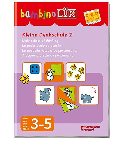 bambinoLÜK-System: bambinoLÜK: Die kleine Denkschule 2