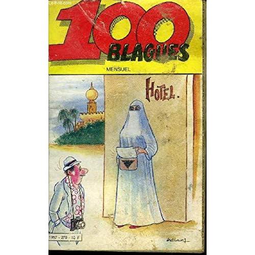 100 BLAGUES, N° 286