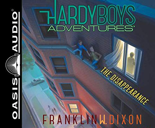 The Disappearance (Hardy Boys Adventures, Band 18)