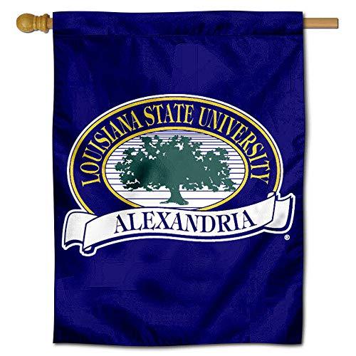 LSU Alexandria Generäle Banner House Flagge -