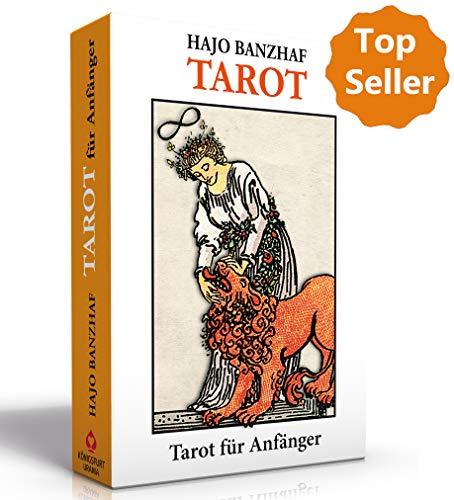 Tarot für Anfänger: Set mit Buch und Karten -