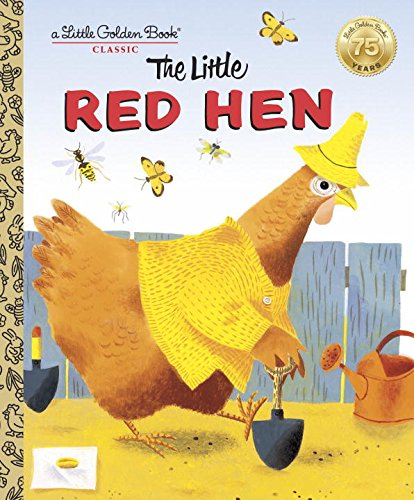 The Little Red Hen (Little Golden Books)