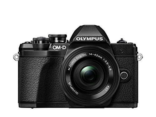 Olympus OM-D E-M10 Mark III (Kit) Black