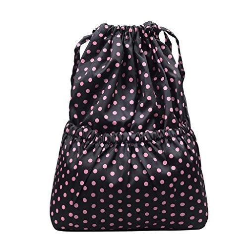 Saingace(TM))  Rucksack Handtasche Mode Frauen gedruckt Umhängetasche Kürbis Freizeittasche mit großer Kapazität Reisetasche für Arbeit Reisen Schule