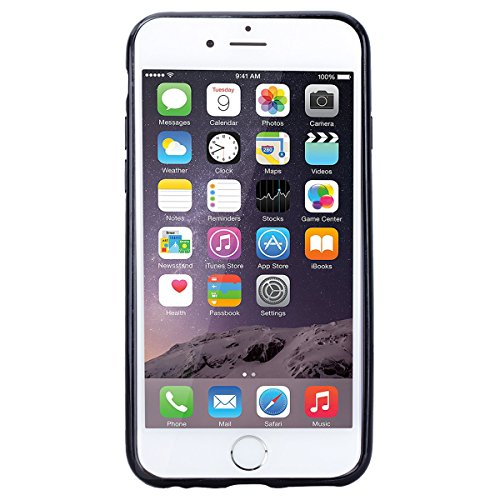 Cover per iPhone 5 / iPhone 5S / iPhone SE, VemMore Custodia in Morbido Nero Silicone TPU Case con Stella Scintillante Glitter Pattern Designo Backcase Caso di Ultra Sottile Bling Brillante Paraurti L Verde Blu