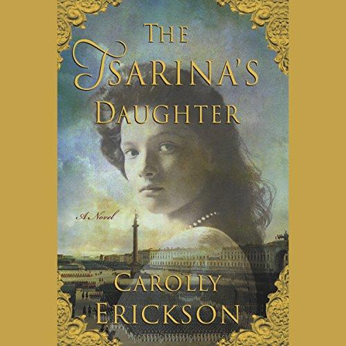 The Tsarina's Daughter  Audiolibri