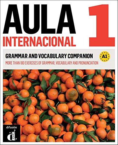 Aula internacional 1 : Grammar and Vocabulary Companion