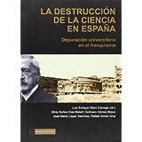 Destrucción de la ciencia en España, La (sin colección)