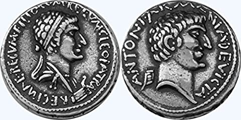Roman Empire, Marc Antony & Cleopatra, A Most Famous Romance,