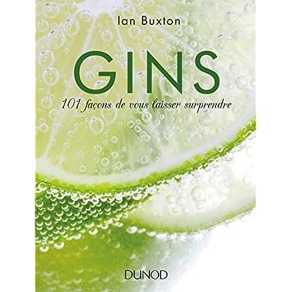 Gins - 101 façons de vous laisser surprendre