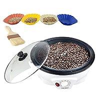 Coffee Roasters, 1200W Coffee Bean Roasting Machine Household Coffee Beans Baking Machine Coffee Beans Home Coffee Roaster Machine 220-240V