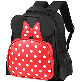 51YDQRaIRxL. SS324  - Vbiger Mochila para niños Mochila Adorable para Escolares de Preescolar Mochila Preescolar de Oxford Mochila para niñas pequeñas