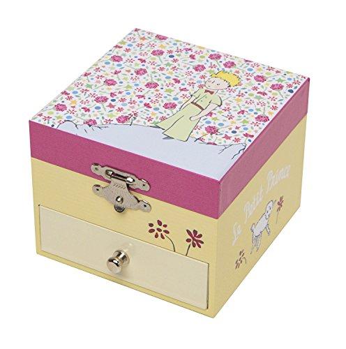 Trousselier–Le Petit Prince–Kleine Spieluhr–Blumen