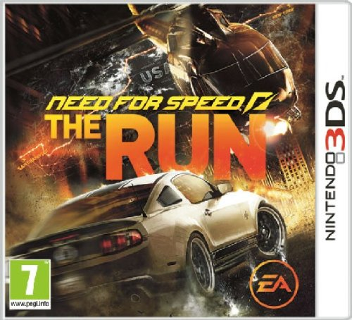 [UK-Import]Need For Speed The Run NFS Game 3DS