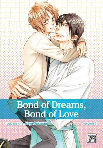Bond of Dreams, Bond of Love Volume 4 por Yaya Sakuragi