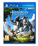 #4: Horizon Zero Dawn (PS4)