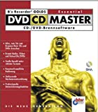 B's Recorder Gold 5 Essential DVD CD Master, 1 CD-ROMCD- / DVD-Brennsoftware. Für Windows 98, Me, 2000, XP -