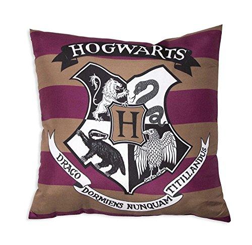 Juego de fundas de edredón con diseño de Harry Potter. Manta individual y doble para niños y adolescentes. , Harry Potter Hogwarts, cojín