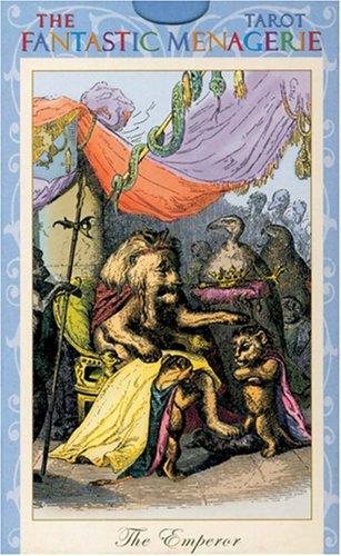 The Fantastic Menagerie Tarot, Tarotkarten