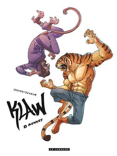 Klaw (5) : Monkey