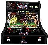 Arcade Maschine - Ghouls & Ghosts - 2 Spieler Arcade Bartop Maschine - 815 SPIELE IN 1