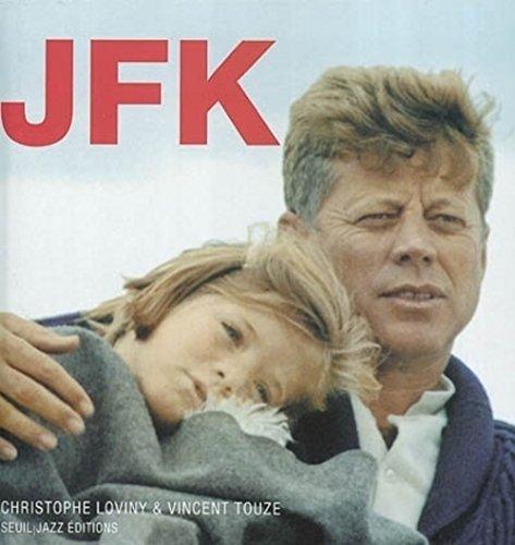 JFK par Christophe Loviny, Vincent Touze