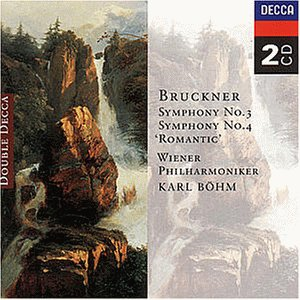 Bruckner: Sinfonien 3 & 4