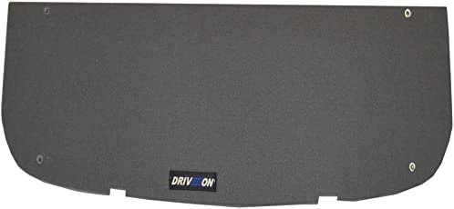 """Ritz Car Rear Parcel Tray for mounting 6"""" Round & 6x9 oval speakers."""