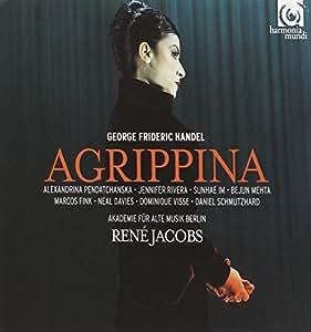 Haendel : Agrippina