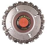 King Arthur herramientas Lancelot disco para tallado en madera, 22 dientes, 2,22 cm Arbor