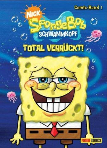 Bilder Buch für Kinder Sponge Bob Schwammkopf-Schatzsuche Mindestalter 4 Jahre