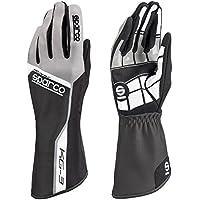 Sparco 00255309NR Handschuhe Spur Kg-3 TG. 09, Schwarz