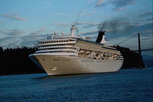 553074-cruise-ship-royal-princess-alaskan-cruise-a4-photo-poster-print-10x8