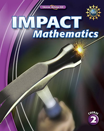 Impact Mathematics, Course 2, Spanish Investigation Notebook and Reflection Journal (Elc: Impact Math) por Mcgraw-Hill Education