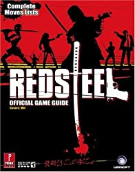 Red Steel (Prima Official Game Guide) by Prima Games (2006-11-28)