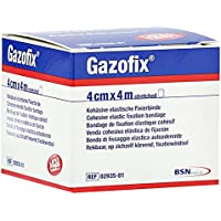 Gazofix Fixierbinde kohäsiv 4cm x 4m Hautfarben, 1 St preisvergleich bei billige-tabletten.eu