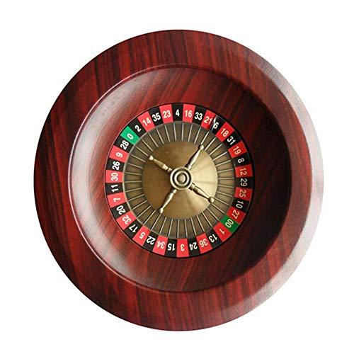 Russian roulette, bere roulette gioco russian roulette, set di ruote in legno per giradischi divertimento giochi da tavolo per adulti bambini