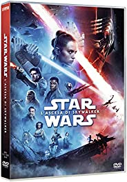 Star Wars L'Ascesa Di Skywalker Dvd (