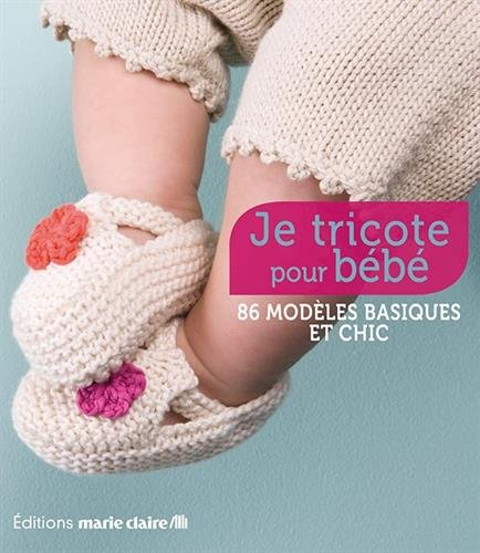 Je tricote pour béb