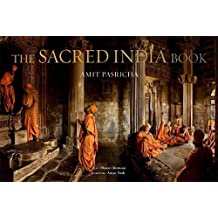 The Sacred India Book by Amit Pasricha (2011-10-20)