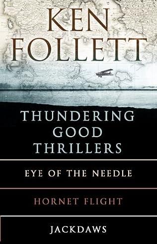 book cover of Ken Follett\'s Thundering Good Thrillers