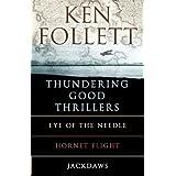 Ken Follett's Thundering Good Thrillers (English Edition)