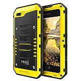 Beeasy Coque iPhone 7 Plus/ 8 Plus Antichoc Étanche,Version Mise à Jour...