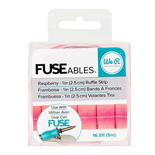fuseables-decorate-tape-165-ruffle-raspberry